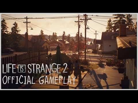 Life is Strange 2 - Official Gameplay - Seattle [PEGI] thumbnail