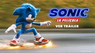 Paramount Pictures Sonic La Película | Tráiler anuncio