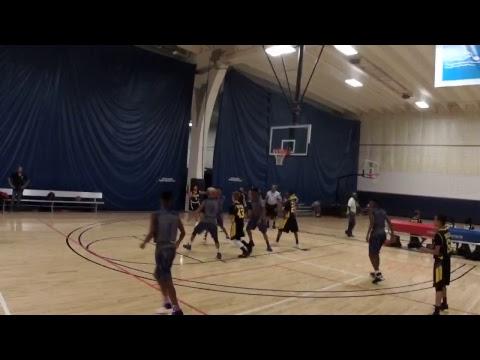 TwinSportsTV: Oklahoma Running Rebels vs. OKC Energy Basketball Teams