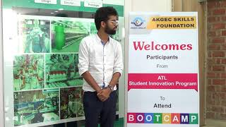 ATL Student Innovation Program BY AKGEC