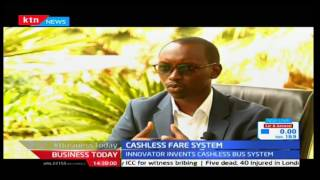 Business Today 23rd March 2017 - Cashless fare system in Rwanda