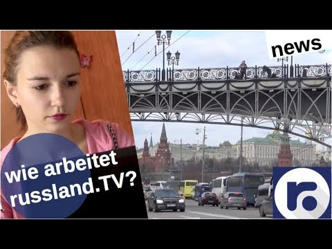 Wie arbeitet russland.TV? [Video]