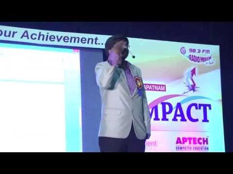 Resume | Sudheer Sandra  |  TELUGU IMPACT Vizag 2014