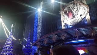 Christmas Light Show at Mandaluyong City Hall