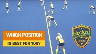 Field Hockey Positions - What position is best for you?