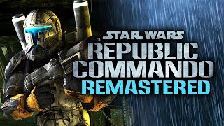 Star Wars Republic Commando REMASTERED! Unreal Engine 4! Epic Fan Made Project   Star Wars HQ