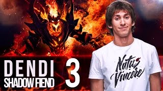 Na`Vi Dendi - Shadow Fiend vol.3