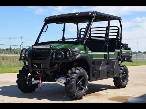 2016 Custom Mule Pro FXT in La Marque, Texas