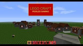 "Minecraft Texture Pack Series Ep. 2- ""LEGO Craft"""