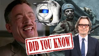 10 celebrity voice actors who aced their video game roles