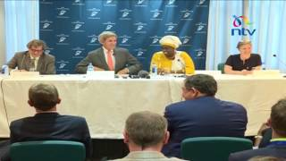 What John Kerry and observers told Nasa - VIDEO