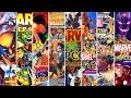 Evolu o Dos Jogos Marvel Vs Capcom 4k