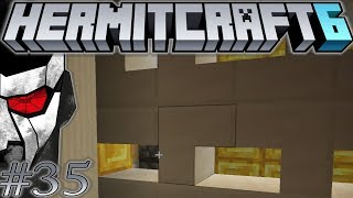 HermitcraftVI-HowtomakeaPistonDoor?!-LetsplayMinecraft1.13-Episode35