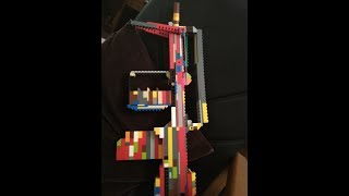 Famas f1 from lego (фамас ф1 из лего)