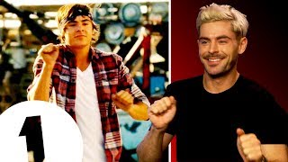 """""""I couldn't dance!"""" Zac Efron on High School Musical and hanging out with De Niro and The Rock"""