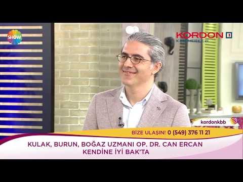 Can Ercan - Burun Estetiği Ve Moda - Show Tv Kendine İyi Bak