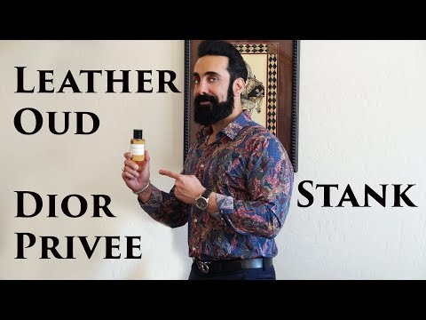 Leather Oud Christian Dior Collection Review