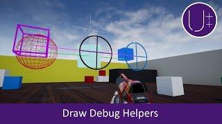 Unreal Engine 4 C++ Tutorial: Draw Debug Helpers