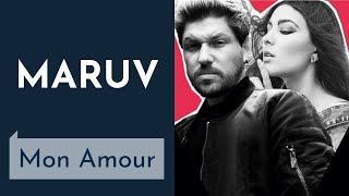 MARUV   Mon Amour (Instrumental караоке)