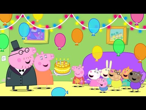Мультик Свинка Пеппа. Пеппа и Торт Игра Little Pig Juegos