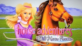 Picture of a game: Barbie Horse Adventures: Wild Horse Rescue