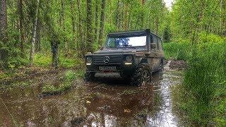 "Поиск приключений на Мерседес Гелендваген 39"" и УАЗ 35"""
