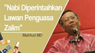 Peringati Hari HAM, Mahfud MD: Selain Beriman kepada Allah, Nabi Diperintahkan Lawan Penguasa Zalim