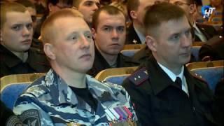 Свою первую годовщину отметили войска национальной гвардии Российской Федерации