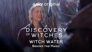 Comment a été créée la scène avec l'eau sorcière|Saison 1