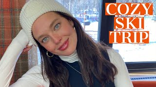 Girls Ski Trip To My Favorite Place! Jet A Porter VLOG | Emily DiDonato