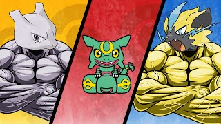 Which Region Has the Strongest Pokemon?