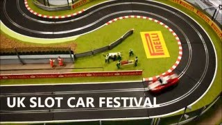 UK Slot Car Festival - Scalextric