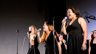 Never Gonna Leave You (Adele cover) - Hoos In Treble A Cappella