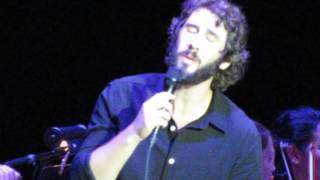 Try To Remember (8-2-16) Josh Groban Stages Tour