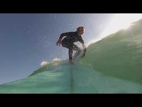 DESTIN FLORIDA | Surfing Christmas Day