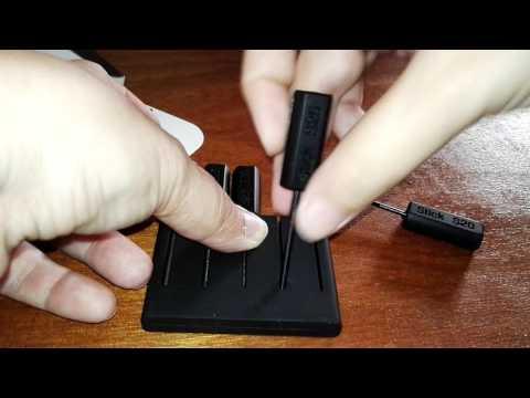 YouTube Video zu Coil Master Ceramic Stick Wickelhilfe 5er Pack