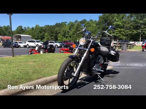 2002 Honda Shadow Sabre in Greenville, North Carolina - Video 1