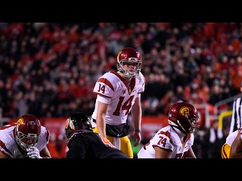 2017 Rose Bowl: Justin Davis reflects on Sam Darnold's ...