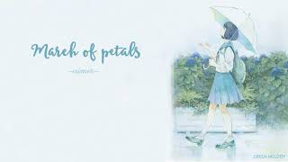 [Vietsub + Kara] Hanabiratachi no March (March of Petals) - AIMER