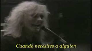 Cheap Trick The flame subtitulos en español