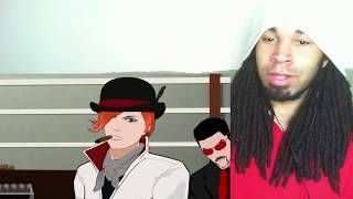 Watching RWBY Chapter 1 Ruby Rose  Rooster Teeth For The First Time | BLIND REACTION