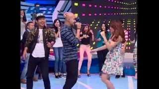 Ayu Ting Ting Feat Hussein Idol - Minyak Wangi - dahSyat 06 Juni 2014