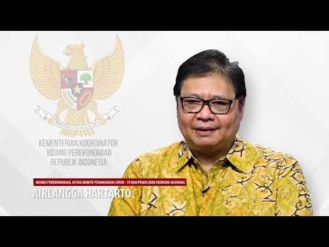 Video: Penjelasan Menko Perekonomian Airlangga Hartarto tentang Perpanjangan PPKM