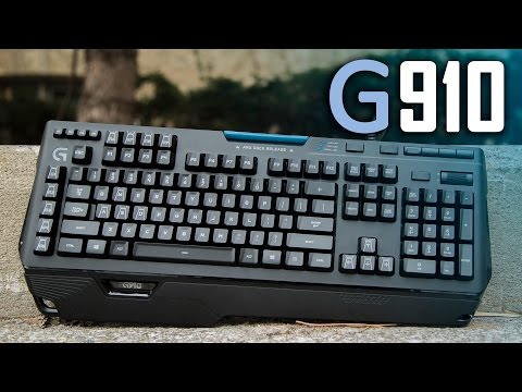 Logitech G19s Gaming Keyboard with Color Game Pane - FFXIAH com