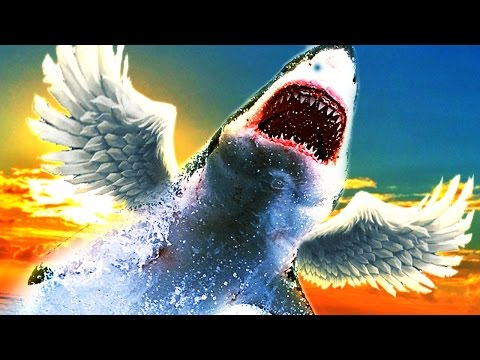 SHARKS CAN FLY!! | Stranded Deep - Part 1