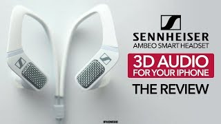 3D Audio for your iPhone —Sennheiser AMBEO Headset Review [4K —