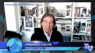 'Chiasso News 15 febbraio 2021 Speciale Cinema Teatro Chiasso' episoode image
