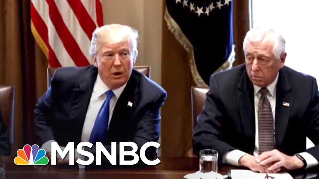 President Donald Trump Ad Campaign: Immigrants Linked To Murder | AM Joy | MSNBC thumbnail