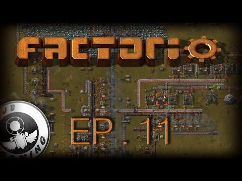 [CZ-LP] Factorio #11 - Zdvojnásobení