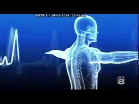 Massaggio da un tono di reparto cervicale di video